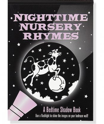 Peter Pauper - Gölge Kitap - Nighttime Nursery Rhymes