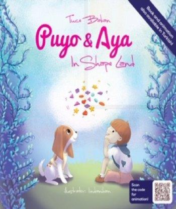 Puyo&Aya ın Shape Land (with Animated Film)
