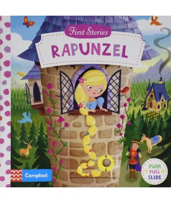 Rapunzel Board Book