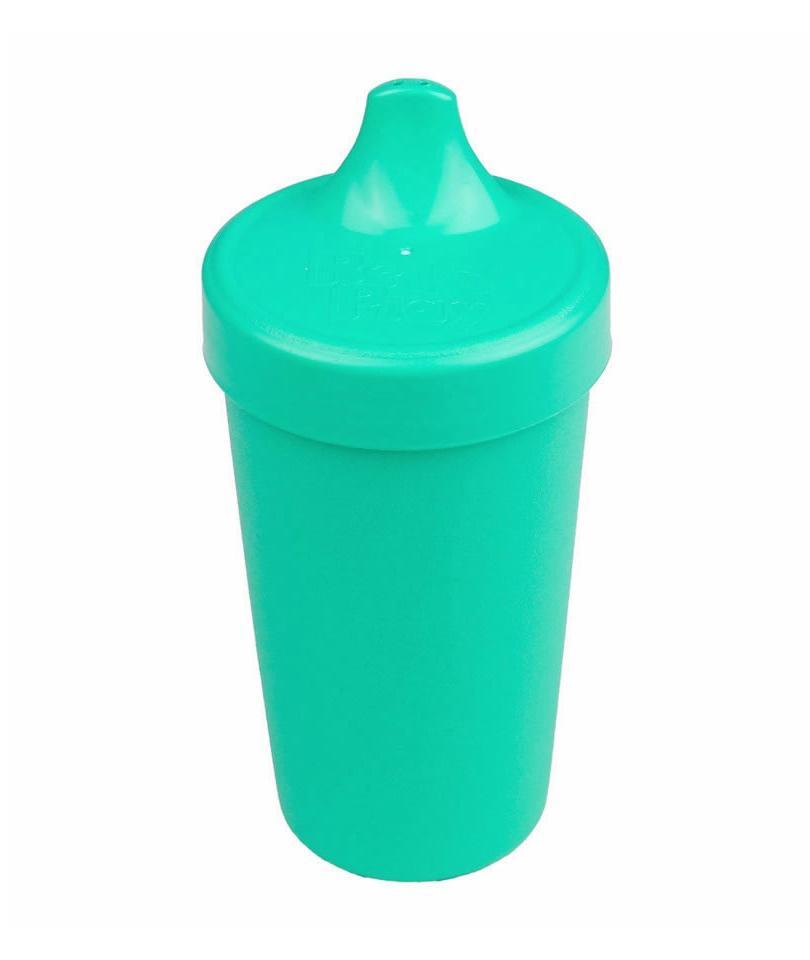 Re-Play Akıtmaz Alıştırma Bardağı - Su Yeşili 0