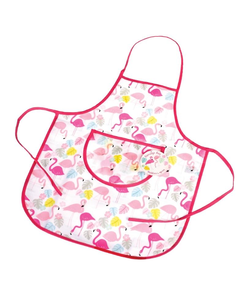 Rex London Çocuk Mutfak Önlüğü - Flamingo