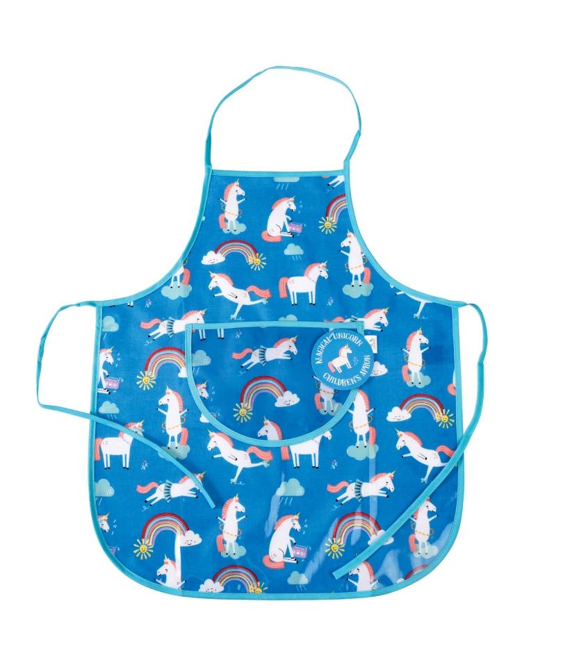 Rex London Çocuk Mutfak Önlüğü - Unicorn 0