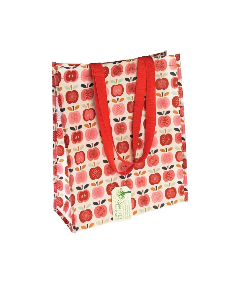 Rex London Shopper Çanta - Vintage Elmalar 0