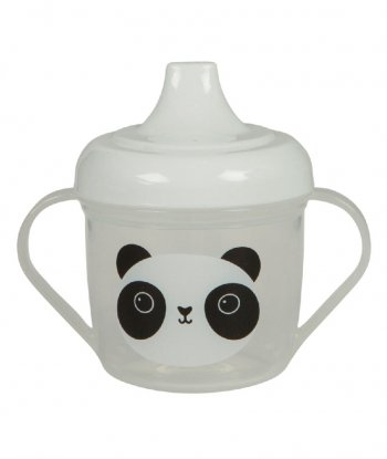 Sass & Belle Alıştırma Bardağı - Kawaii panda
