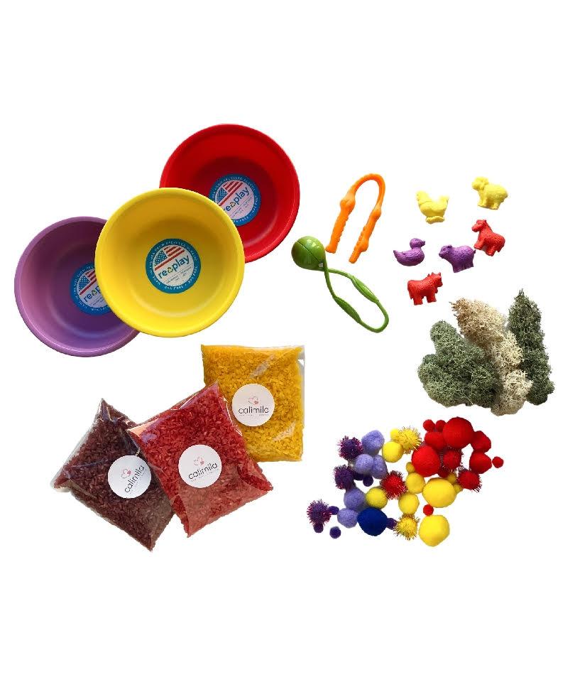 Calimila Sensory Play Kit 0