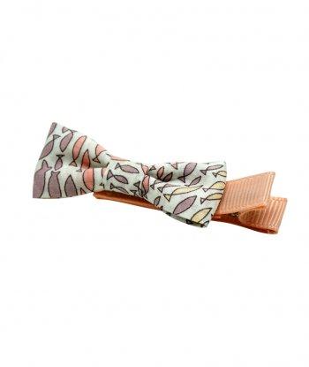Shoals Mini Kurdele Klips Toka - Liberty Fabric