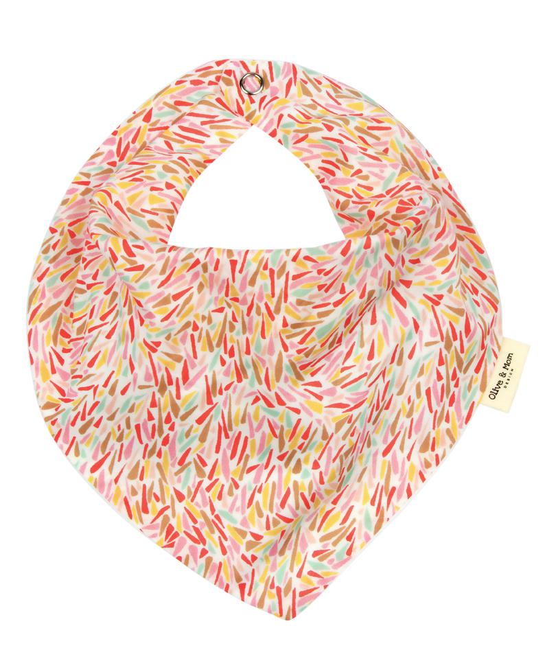 Karter Bandana Önlük - Liberty Fabric