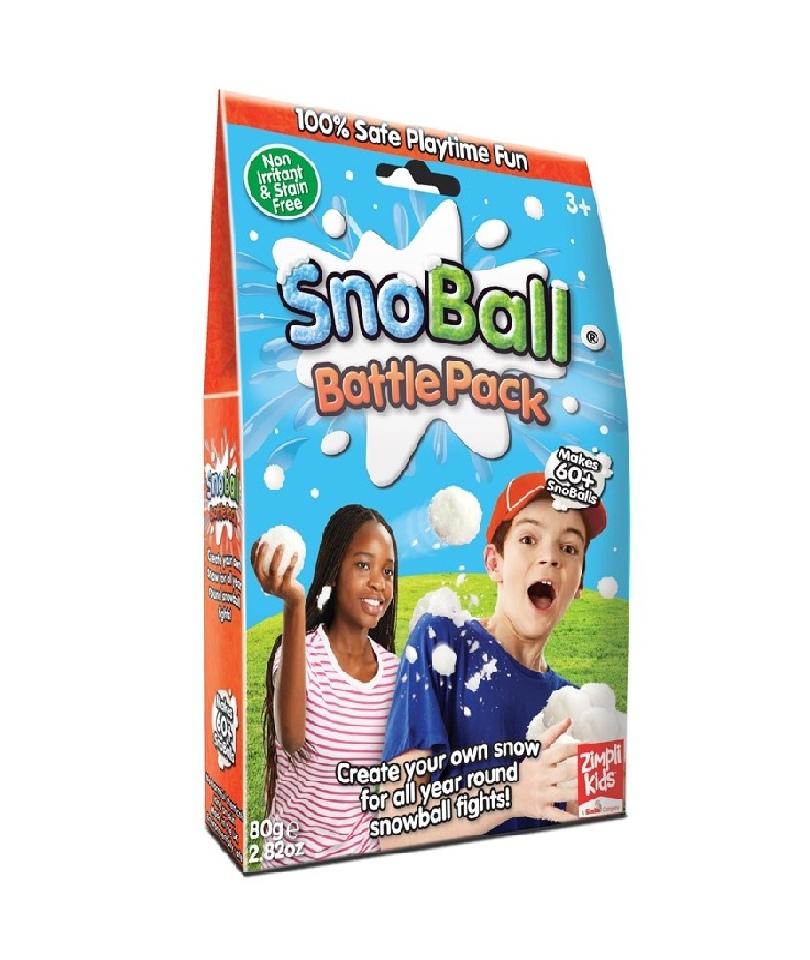 SnoBall Battle Pack 1