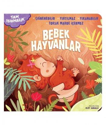 Tam Isırmalık Kitap - Bebek Hayvanlar