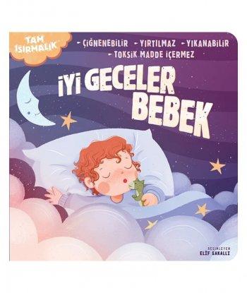 Tam Isırmalık Kitap - İyi Geceler Bebek