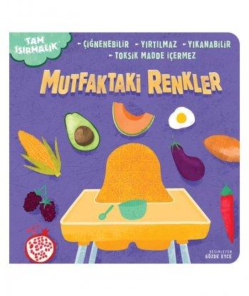 Tam Isırmalık Kitap - Mutfaktaki Renkler
