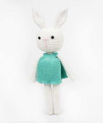 Tavşan Amigurumi Oyuncak