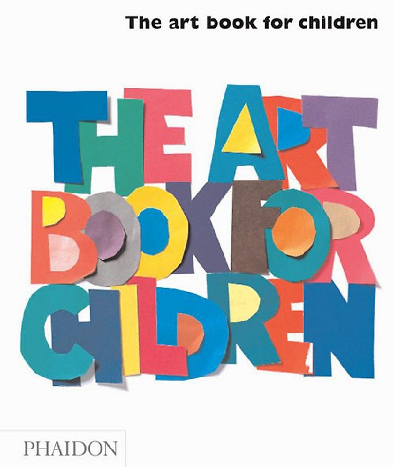 The Art Book for Children- White Book