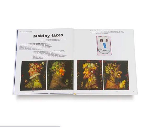 The Art Book for Children- White Book 5