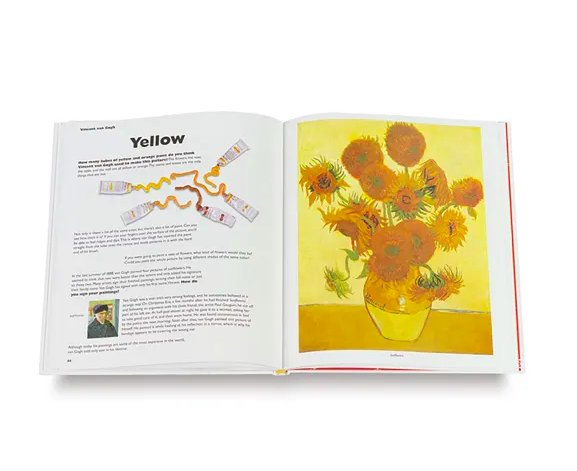 The Art Book for Children- White Book 6