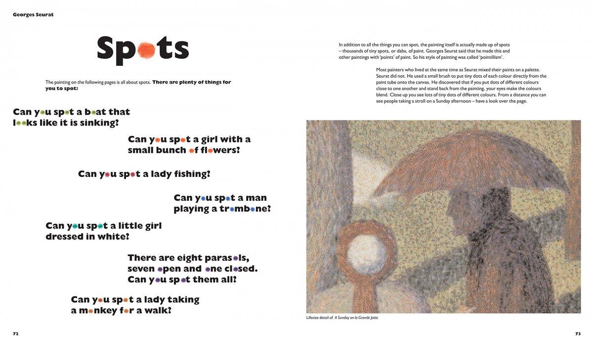 The Art Book for Children- White Book 2