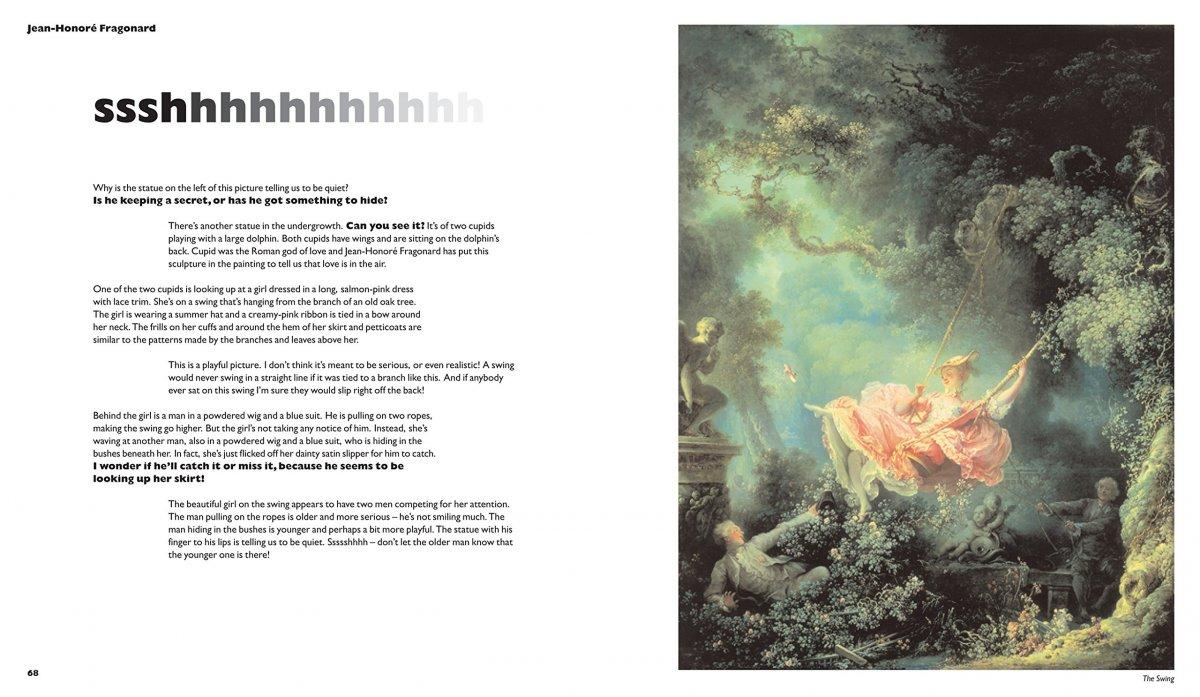 The Art Book for Children- White Book 3
