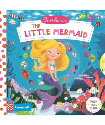 The Little Mermaid Board Book