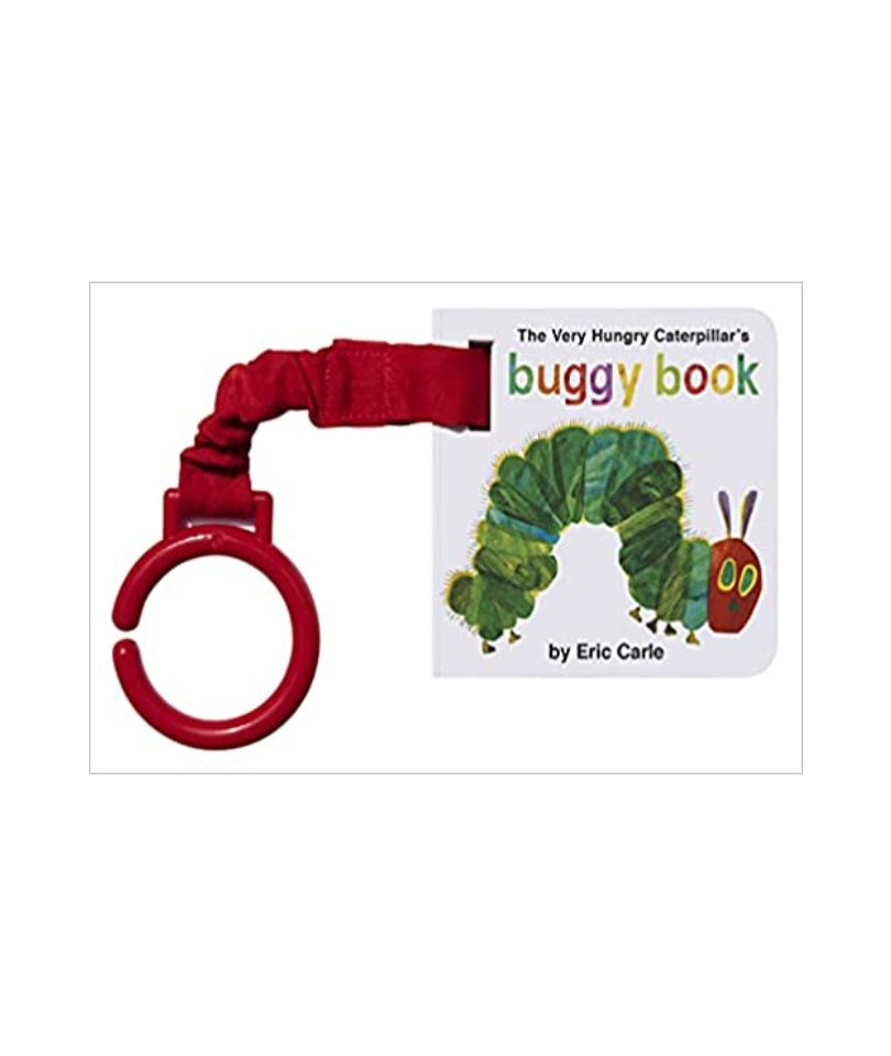 The Very Hungry Caterpillar's Buggy Book 0