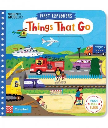 Things That Go! Board Book