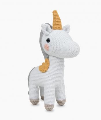 Unicorn Amigurumi Oyuncak