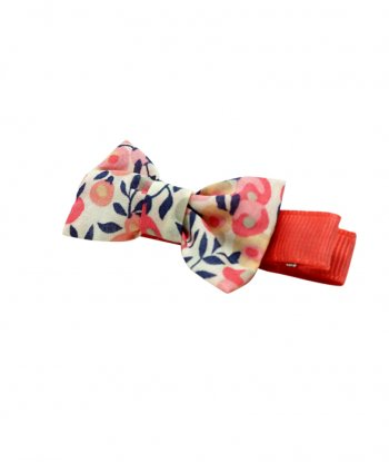 Wiltshire Mini Kurdele Klips Toka - Liberty Fabric